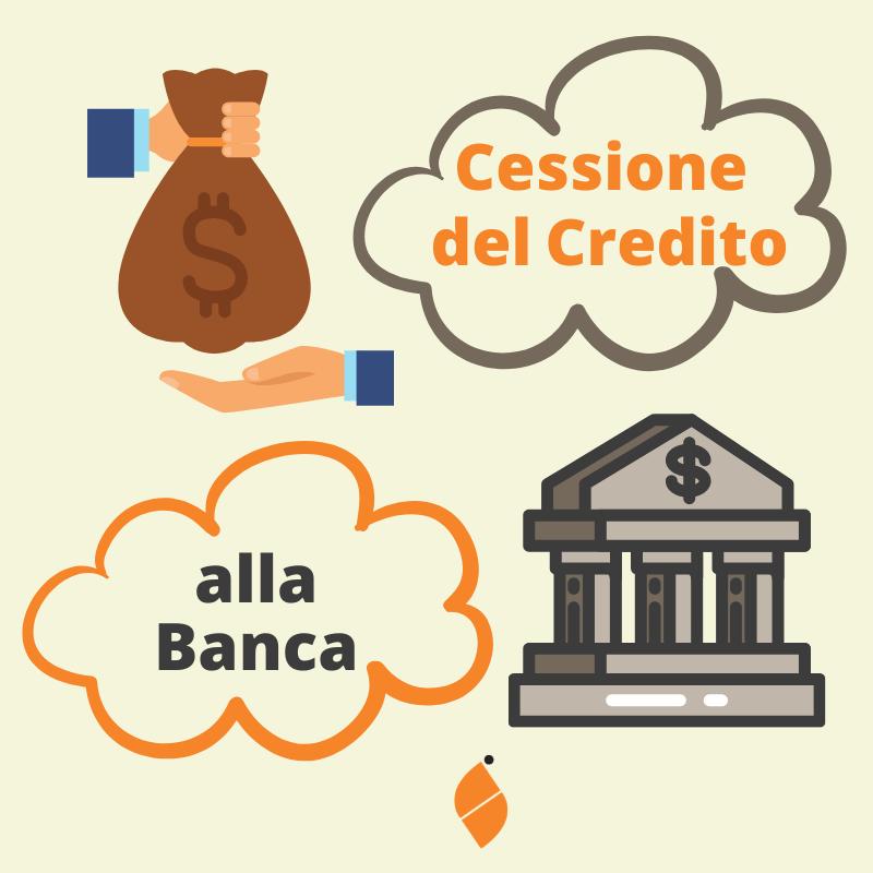 Cessione del Credito alla Banca